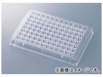 アズワン/AS ONE マイクロプレート(96ウェルプレート) V底・滅菌済 品番:1-6776-05
