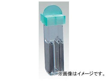 アズワン/AS ONE エレクトロポレーション用キュベット 4mmギャップ(緑キャップ) 5540 品番:2-6821-03