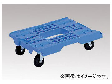 アズワン/AS ONE サンキャリーK(コンテナー用台車) 品番:4-5315-31 JAN:4983049597525