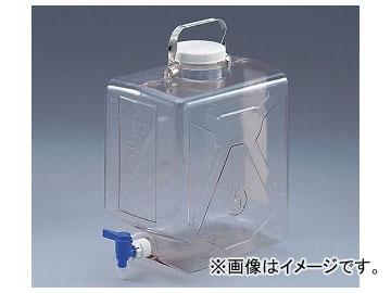 アズワン/AS ONE ナルゲン透明活栓付角型瓶 2322-0020 品番:5-058-01