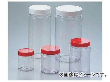 アズワン/AS ONE 広口T型瓶(透明エンビ製)(ケース入) 300ml 品番:5-026-51