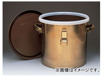 アズワン/AS ONE フッ素樹脂(PFA)コーティング密閉タンク 378-01 品番:1-9492-01