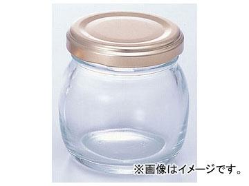 アズワン/AS ONE ジャム瓶 丸型107 品番:1-4953-53