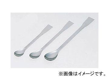 アズワン/AS ONE スプーン(ステンレス製) ヘラ付き/500mm 品番:6-523-10 JAN:4580110242782