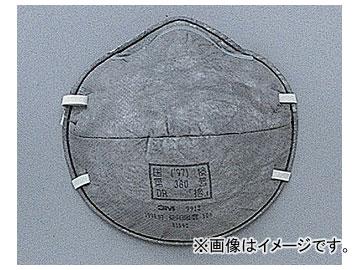 アズワン/AS ONE 使い捨て式防じんマスク(10箱入) 有機臭防止・ 防じん用 9913-DS1 品番:9-023-51