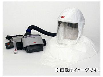 アズワン/AS ONE 電動ファン付呼吸用保護具(バーサフロー) JTRS-657KIT 品番:2-5127-01