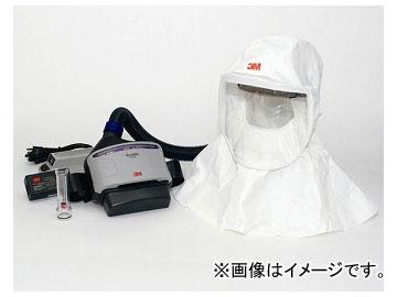 アズワン/AS ONE 電動ファン付呼吸用保護具(バーサフロー) JTRS-433EL KIT 品番:2-5127-02