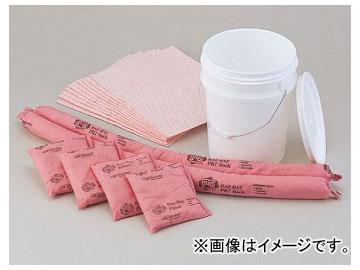 アズワン/AS ONE スピルキット(液体漏洩対策セット) 品番:1-9062-11 JAN:4580110237344