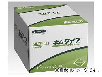 アズワン/AS ONE キムワイプ S-200 mini 62015 品番:6-6689-06 JAN:4901750620158