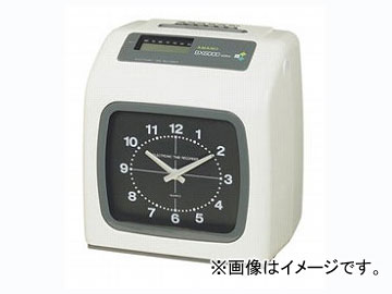 電子タイムレコーダー BX6000-W アマノ/AMANO JAN:4946267110655