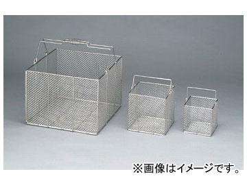 アズワン/AS ONE ステンレス洗浄カゴ 角型 特大 品番:4-098-01 JAN:4560197333825