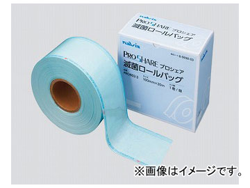 アズワン/AS ONE プロシェア滅菌ロールバッグ PRO802-6 品番:8-5938-06 JAN:4560111763158