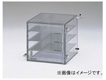 アズワン/AS ONE ガス置換デシケーター CR型 品番:7-434-01 JAN:4560111777179