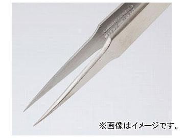 アズワン/AS ONE 精密ピンセットNo.2(強力細型) NO.2-DUMOSTAR 品番:7-562-62 JAN:4580110240511