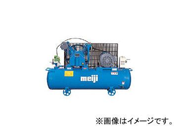 明治機械製作所/meiji 小形汎用コンプレッサ 連続・断続運転兼用式 GK-37 60HZ