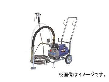 明治機械製作所/meiji ダイヤフラムエアレス塗装機 本体 MAE-60