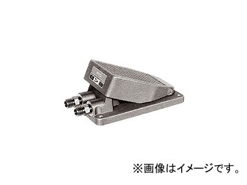 明治機械製作所/meiji フットバルブ FV-02