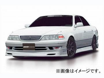 ファイナルコネクション ZERO フロントハーフスポイラー トヨタ マークII 100系 ~MC