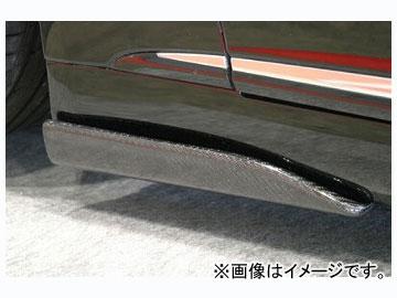 ファイナルコネクション F-04 サイドフラップ カーボン製 レクサス LS460/600h