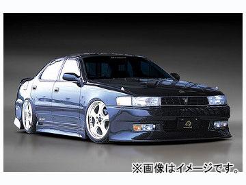 ファイナルコネクション フロントバンパースポイラー トヨタ クレスタ 90系