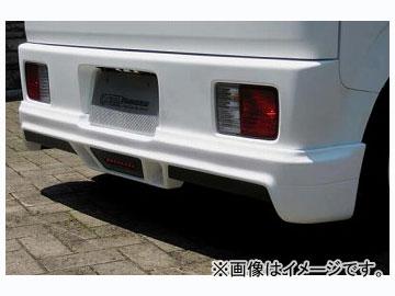 ファイナルコネクション K-01 リアハーフスポイラー スズキ エブリィ バン DA64V 2005年08月~
