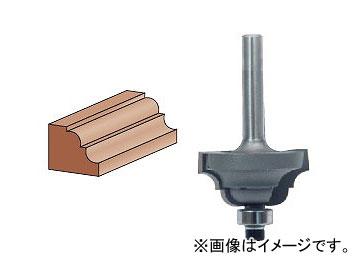 TR-51 ライト精機 ギンサジ面(コロ付) JAN:4990052002113 幅(mm):31.8 トリマ用(6mm軸) 全長(mm):45.9 有効長(mm):15.9 4分