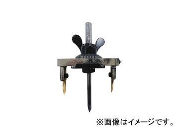 モトコマ 自立型ダブルソー 丸軸 WK-130 JAN:4900028211012