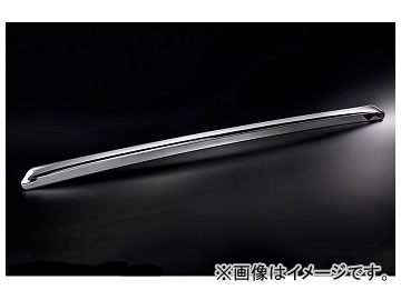 シルクブレイズ リアバンパークロームガーニッシュ SB-RBCG-8NV トヨタ ノア/ヴォクシー ZRR80/85 Si/Zsグレード(煌を含む) 2014年01月~