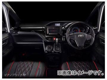 シルクブレイズ インテリアパネル ピアノブラック SB-PNL-274 トヨタ エスクァイア ZRR/ZWR8#W 2014年10月~