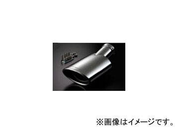 シルクブレイズ マフラーカッター シルバー オーバルタイプ SB-CUT-110 トヨタ ノア/ヴォクシー ZRR80 Si/Zsグレード 2014年01月~