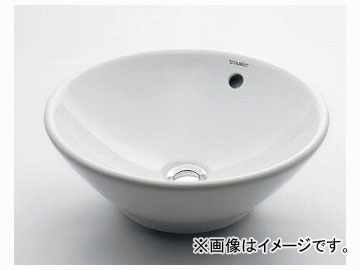 カクダイ 丸型洗面器 品番:#DU-0325420000 JAN:4972353002337