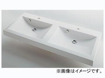 カクダイ 角型洗面器 品番:#MR-493223 JAN:4972353051571