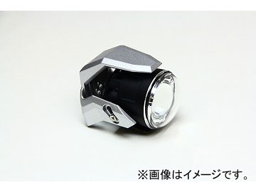 2輪 シリウス LED DRIVINGLAMP SET シルバー SINS-3746KS JAN:4548916419227