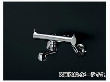 カクダイ 2ハンドル混合栓 品番:128-015 JAN:4972353045433