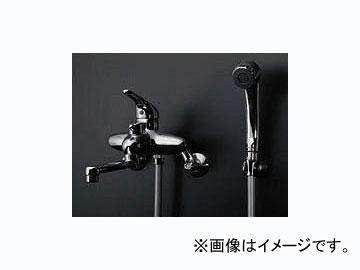 カクダイ シングルレバーシャワー混合栓 品番:143-001 JAN:4972353143023