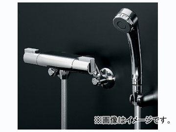 カクダイ サーモスタットシャワー専用混合栓 品番:173-224 JAN:4972353002597
