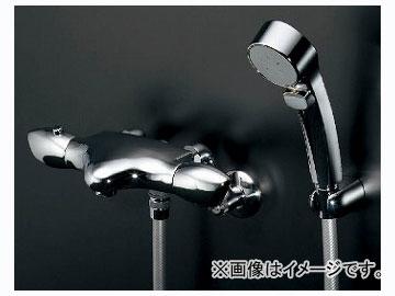 カクダイ サーモスタットシャワー混合栓 品番:173-235K JAN:4972353021840