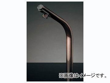 カクダイ 小型電気温水器(センサー水栓つき・ブロンズ) 品番:239-002-3 JAN:4972353022069