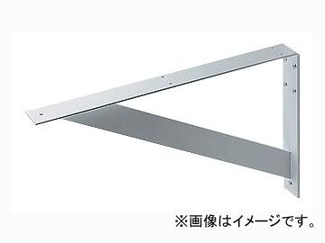 カクダイ ブラケット 平鋼/白色塗装 品番:250-002-W JAN:4972353250035