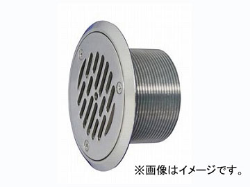 カクダイ 側面循環金具 品番:400-503-100 JAN:4972353024612