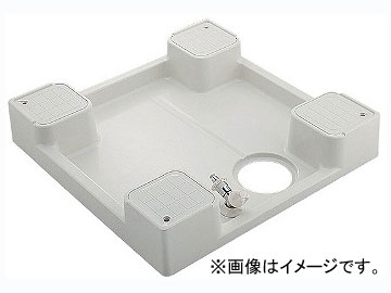カクダイ 洗濯機用防水パン(水栓つき) 品番:426-501 JAN:4972353003136
