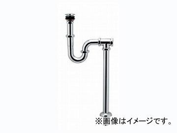 カクダイ S・P兼用トラップ(オーバーフローなし手洗器用) 品番:433-511-25 JAN:4972353433544