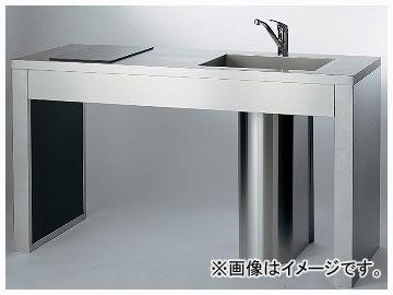 カクダイ ステンレスフレームキッチン 品番:457-000-120L JAN:4972353016365