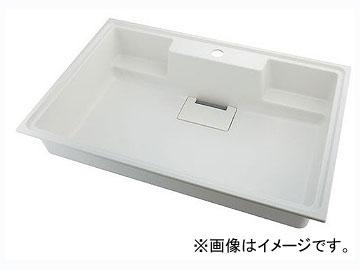 カクダイ シンク ホワイト 品番:457-005-W JAN:4972353052431