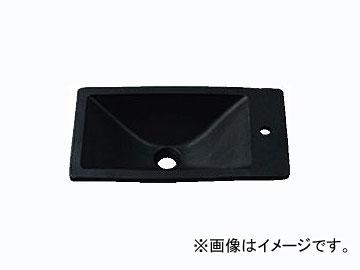 カクダイ 角型手洗器 墨 品番:493-010-D JAN:4972353493142