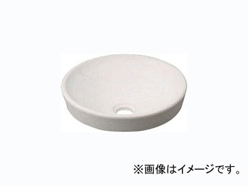 品質は非常に良い 月白 品番:493-012-W 丸型手洗器 JAN:4972353493357:オートパーツエージェンシー2号店 カクダイ-木材・建築資材・設備