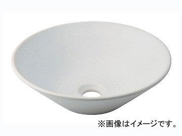 カクダイ 丸型手洗器 月白 品番:493-037-W JAN:4972353013746
