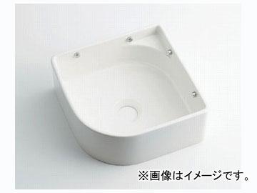 カクダイ 壁掛手洗器 ホワイト 品番:493-048-W JAN:4972353030828