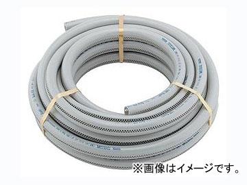 カクダイ 高耐圧ホース(透明ラインつき) 15×22 品番:597-043-10 JAN:4972353019519