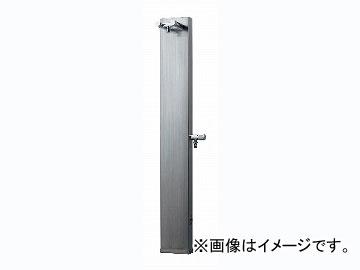 カクダイ ステンレス混合栓柱 ヘアライン仕上げ 品番:624-101 JAN:4972353624553
